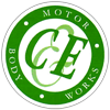 C&E Motor Body Works (Australia) Pty Ltd Logo